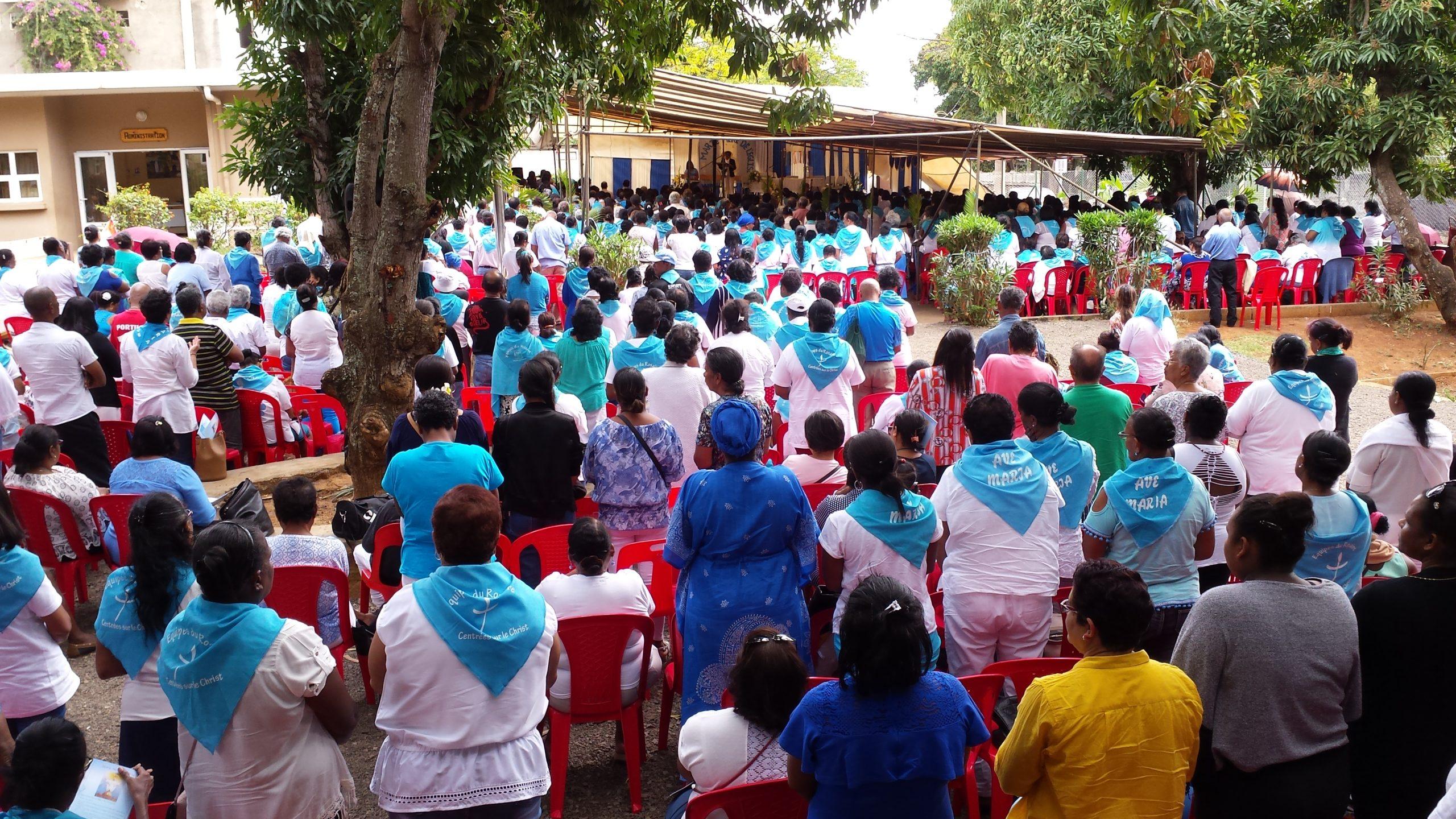 Reunión anual de Equipos en Mauricio