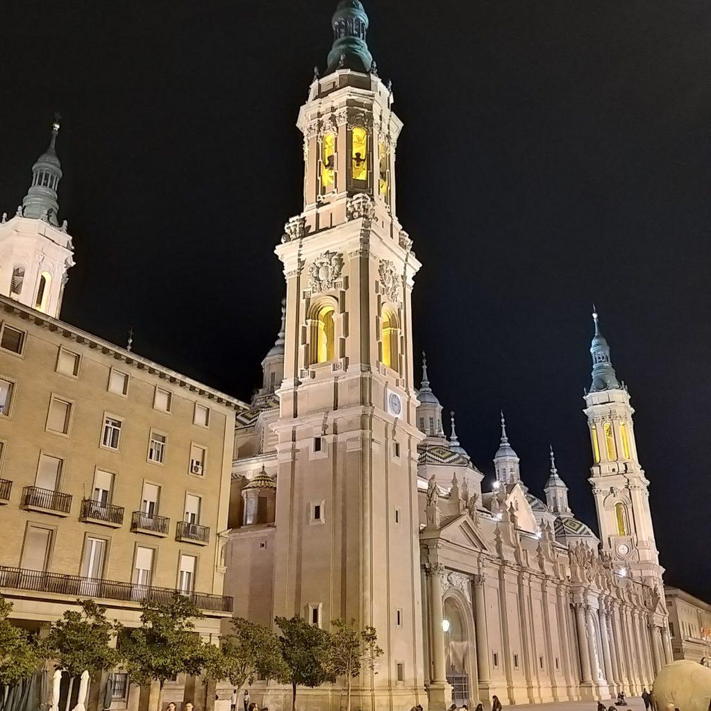 With the Spanish Teams - Zaragoza - Spain - September 2019