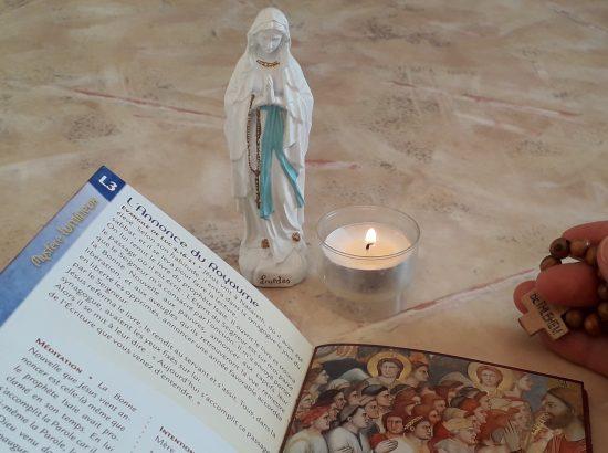 La prière quotidienne